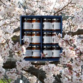 isokichiconfiture 香川県産小原紅みかんと無花果 各6本のギフトです。ジャムの12本ギフトです。 お取り寄せ おすすめ お歳暮 お中元 贈答にいかがですか?ぴえん通り越してぱおん!