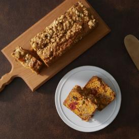 地元、千葉県の隠れたスーパーフード、「人参」を使ったケーキです。