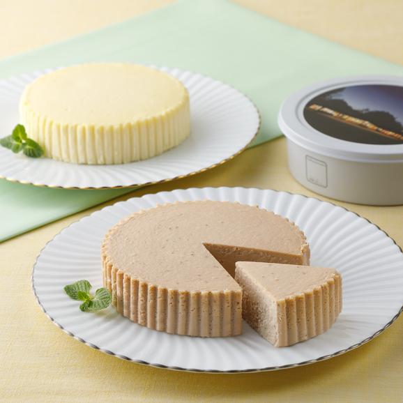 チーズケーキプレーン・イチゴ詰合せ KX-3001