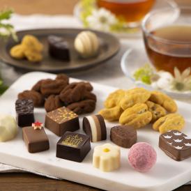 チョコレートメーカー直営店の品質の良さを感じていただける一品です。