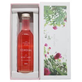CORDIAL ROSEコーディアル ローズ(薔薇シロップ)