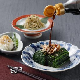 ご飯に合う特製ちりめん山椒と、調味料のセット
