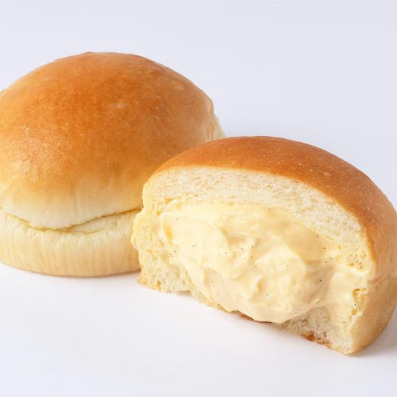 テレビで話題・高級「ごちそうクリームパン」3個 &スイーツ食パン「黄金」1本セット02