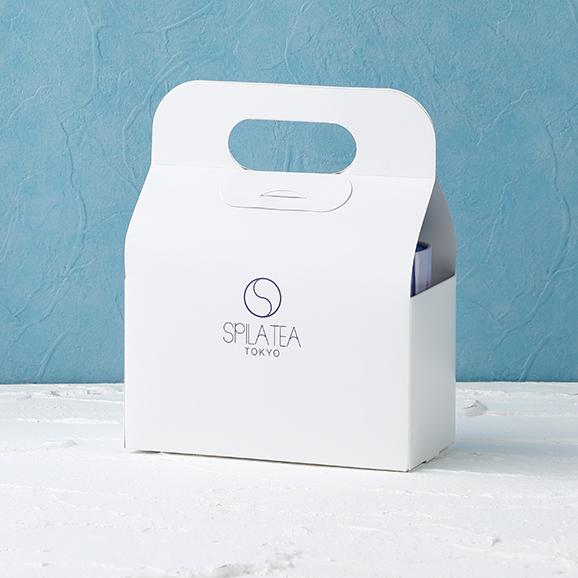 SPILA五行茶&ナッツセット03