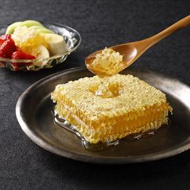 養蜂家の傑作。蜜がとろけ出す、天然スイーツ。