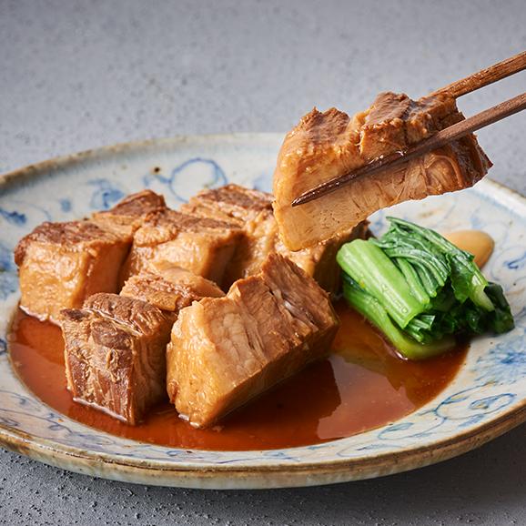 豚角煮-醤油仕立て-01