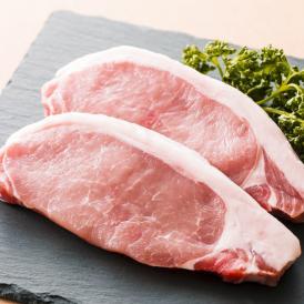 【送料無料】【香川県産】希有 オリーブ豚 ロースステーキ 300g