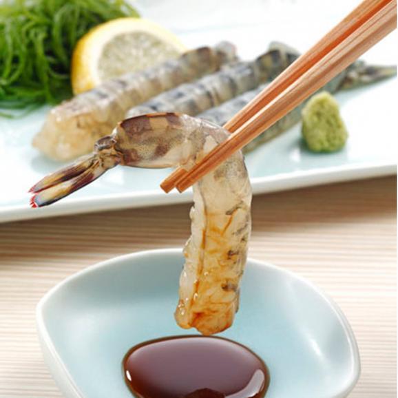 とらふくちり鍋と車海老刺身の福満喫セットA ふぐ フグ 河豚03