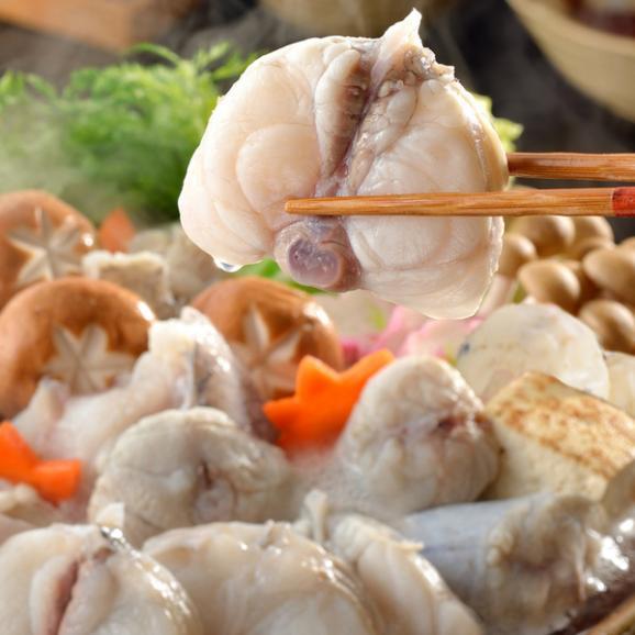 とらふくちり鍋と車海老刺身の福満喫セットA ふぐ フグ 河豚04