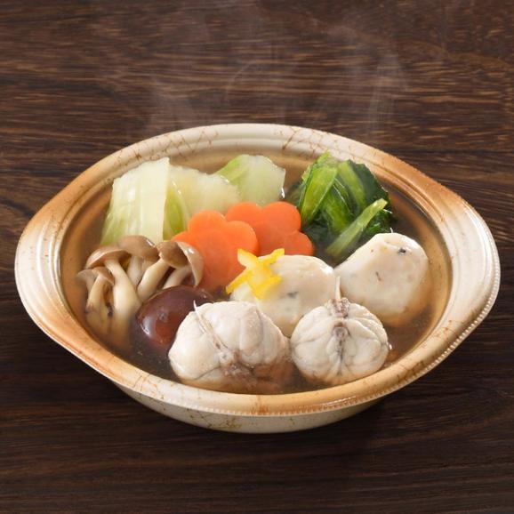 レンジで簡単 個食鍋3種セット ふぐ フグ 河豚04
