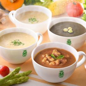 34種のやさい畑スープセット6種6個入り