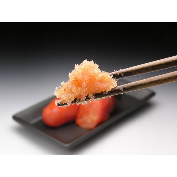 完全無添加 辛子明太子250g【下関三海の極味】02