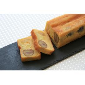 栗好きにはたまらない、栗と芋あんのコラボ、なめらかさと上品な甘さのパウンドケーキ、木箱入り!