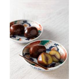 やまえ栗を使った渋皮煮と栗の香りと食感が特徴の栗きんとんのお勧めセットです。