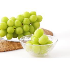 ぶどうの生育に適し、恵まれた環境で栽培された山形産の甘いシャインマスカットです。