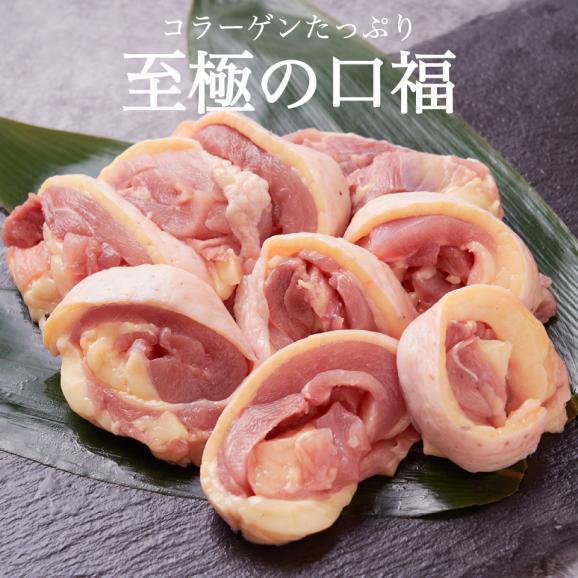 日本料理人が作る 1日限定20食 【希少】丹波赤どり鍋 4人前 丹波赤どりもも肉540g つくね300g スープ1400cc たまご麺2玉03