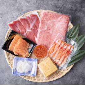 【送料無料】お家で本格 手巻き寿司 セット 7種 5~6人前 50~60本分