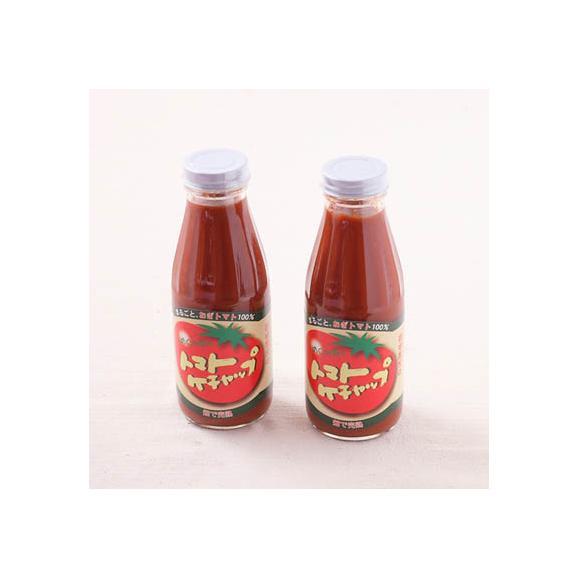 めぐみ会の手作りトマトケチャップ 2本セット01