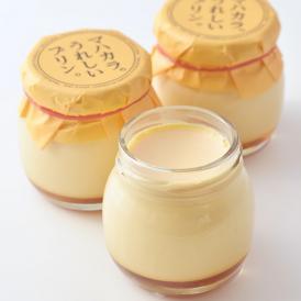 保存料不使用の『日本一こだわり卵』を使用したプリン!