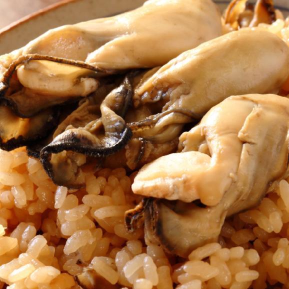 【送料無料】寿司屋が厳選する牡蠣!広島県産カキ1kgMサイズ03