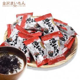 【送料無料】金沢まいもん寿司で大人気の海苔汁10食分をフリーズドライでお届け!