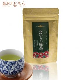 寿司屋の緑茶!国産緑茶使用!まいもん緑茶40g!