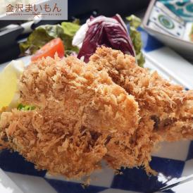 牡蠣フライ/カキフライ!焙煎パン粉でサクサク!