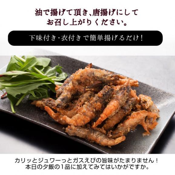 石川県産(北陸産)ガスえび唐揚げ 1kg 04