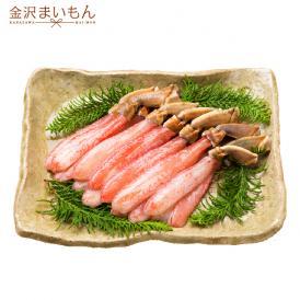 金沢まいもん寿司バイヤー厳選!生ズワイ蟹40本