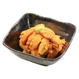 金沢まいもん寿司オリジナル 無添加ばふんうに 80g×2パック