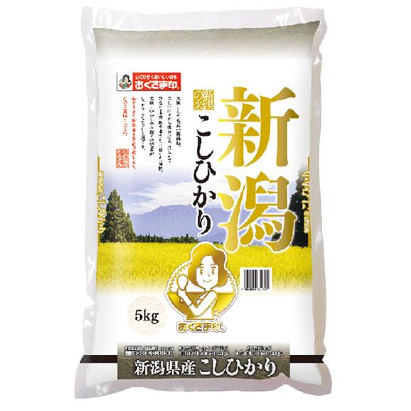 【送料無料】新潟県産こしひかり 5kg01