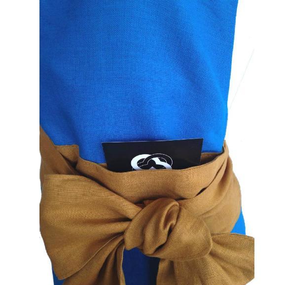 Kiki de Mademoiselle TurkishBlue マドモアゼルキキ トルコブルー05