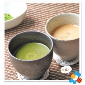 ほうじ茶と抹茶のギフトセット