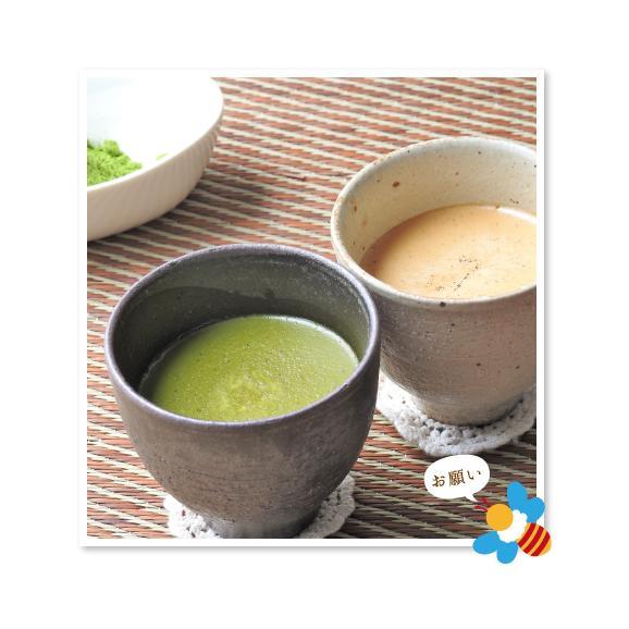 ほうじ茶と抹茶のギフトセット01
