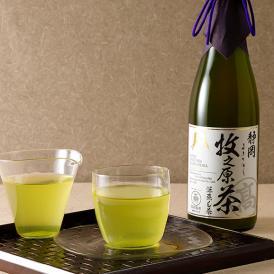 牧之原の雫茶(720ml桐箱入り)