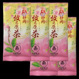 限定茶葉使用 牧之原深蒸し茶(桃) 100g×5袋