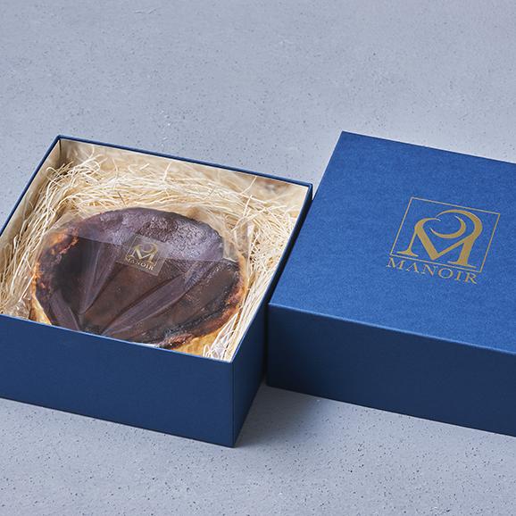 マノワのバスクチーズケーキ04