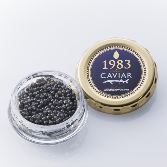 MIYAZAKI CAVIAR 1983 Premium(20g)01