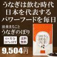 うなぎのぼり 6ヵ月分(20%off)