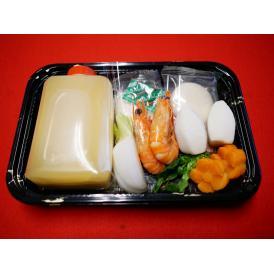 温めるだけ!簡単!京都の白味噌雑煮をご家庭で。