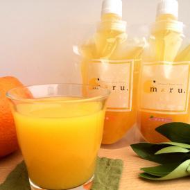 愛媛産柑橘の美味しさを大切にし、優しいお味に調えたジュースです。