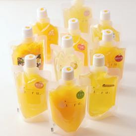 愛媛産柑橘をふんだんに使用した商品を詰め込みました。