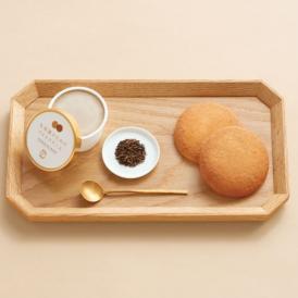 丸房露のためのアイスクリーム焙じ茶4個 丸房露8個【セット商品】