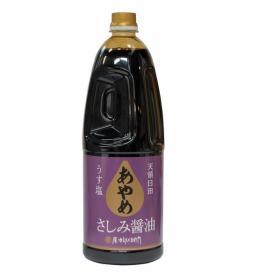 うす塩さしみ醤油<あやめ>1.8L