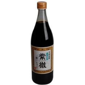 本醸造醤油<紫微>900ml