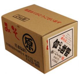 合わせ味噌 箱2kg