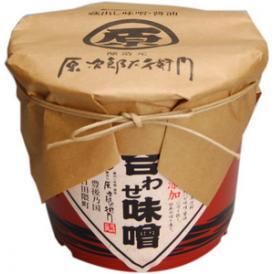 合わせ味噌 朱樽2kg