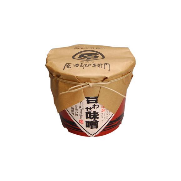 合わせ味噌 朱樽2kg01