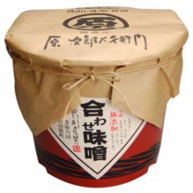 合わせ味噌 朱樽4kg