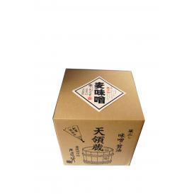 麦味噌 箱5kg